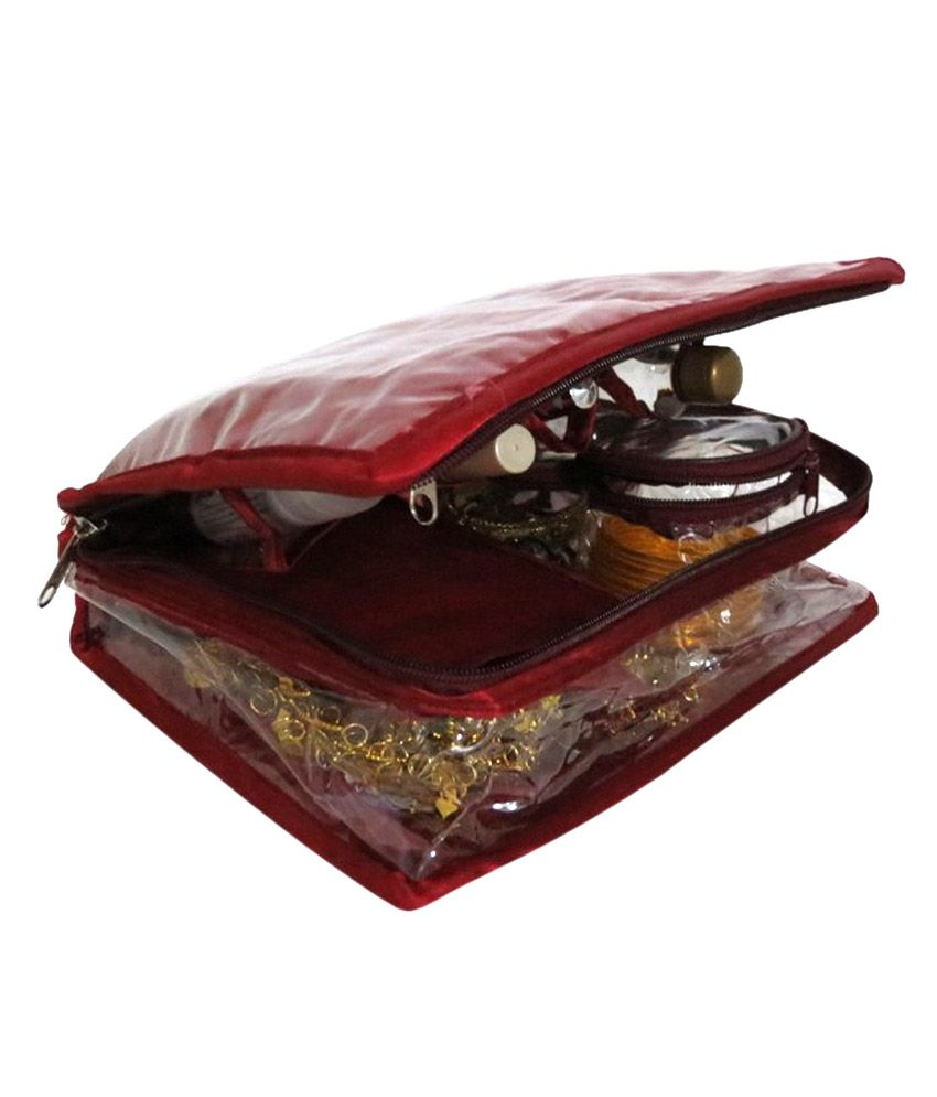 Kuber Industries Jewellery Box