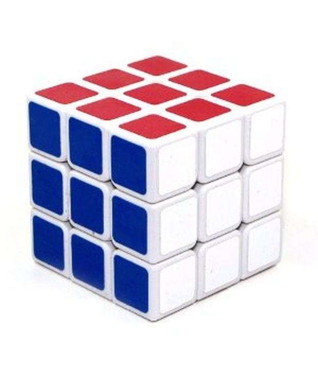 ShengShou v3 Aurora 3x3 White Base Cube