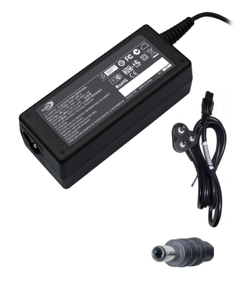 Fugen Laptop Power Adapter Charger Toshiba 65w 19V 3.42A Satellite L500-1rf L500-1rg L500-1ur L500-1vv