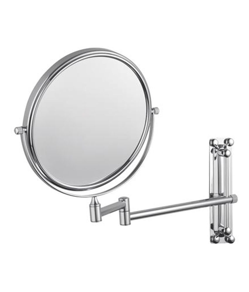 Bathroom mirror online india - Hindware Glossy Brass Bathroom Mirrors