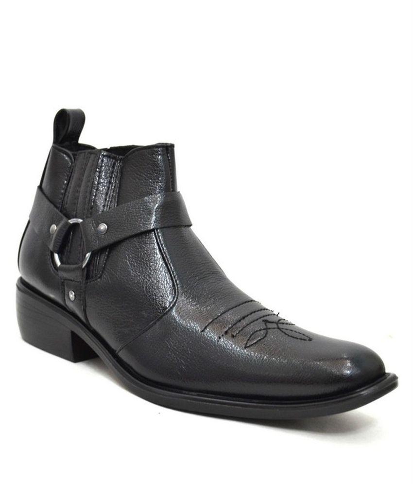 Zoot24 Monok Black Boots