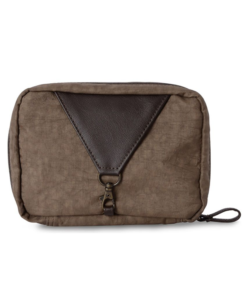 Baggit Brown Mobile Pouch