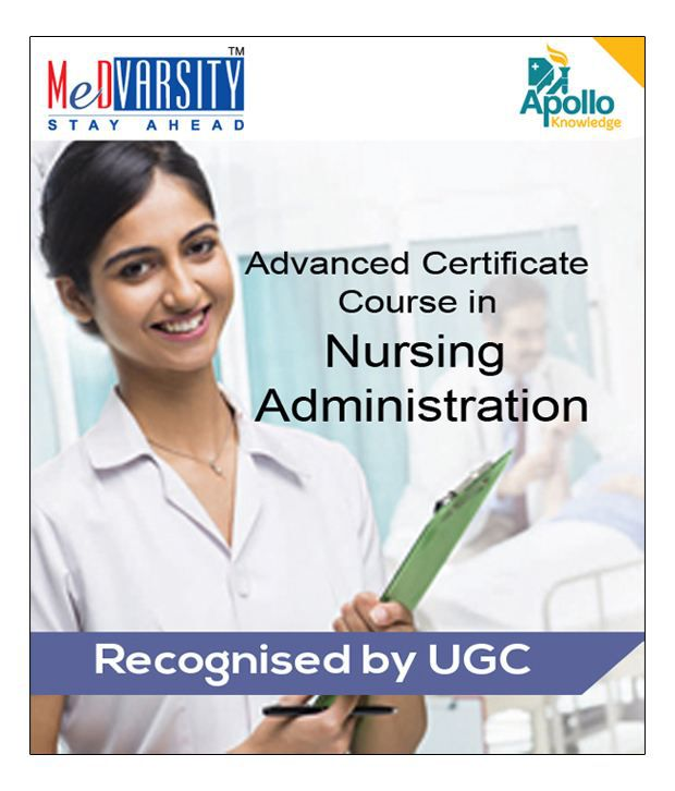 Certified Online Course in Nursing Administration By Medvarsity ...