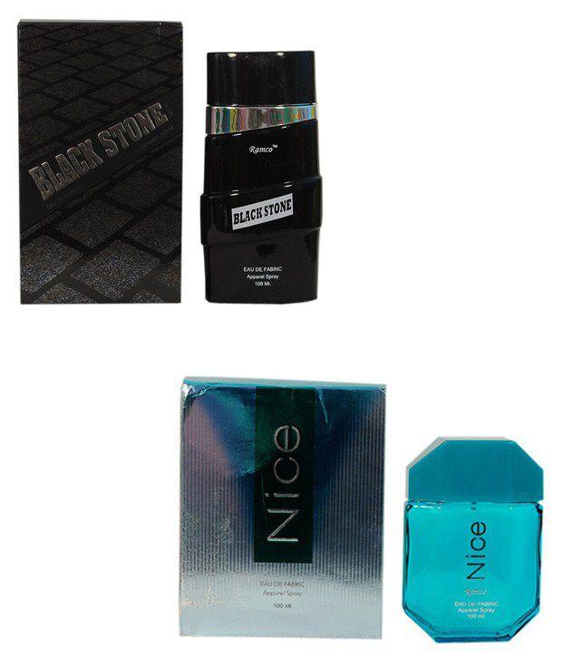 Ramco Black Stone Eue De Fabric Apparel Spray and Nice Eue ...