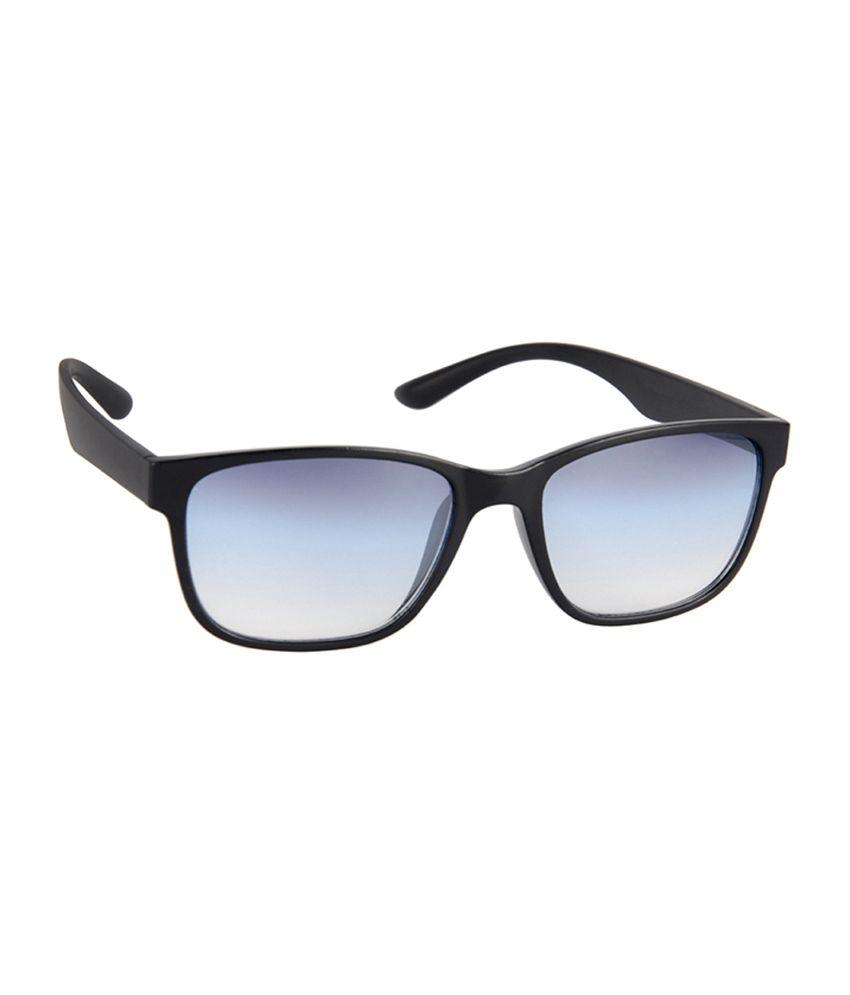 2d071c9bff9c David Blake 52018 Size-56 Black & Blue Wayfarer Sunglasses - Buy David Blake  52018 Size-56 Black & Blue Wayfarer Sunglasses Online at Low Price -  Snapdeal