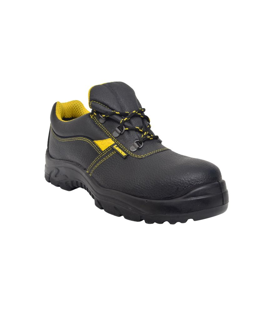 Hillson Black Leather Safety Shoe SDL228841359 1 885fd