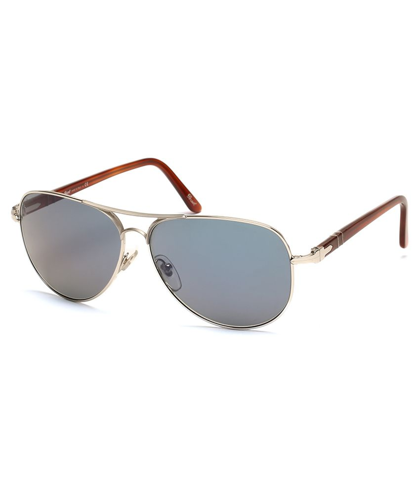 7819139c29 Persol 2393-S 999 56 60-13-140 Aviator Unisex Sunglasses - Buy Persol  2393-S 999 56 60-13-140 Aviator Unisex Sunglasses Online at Low Price -  Snapdeal