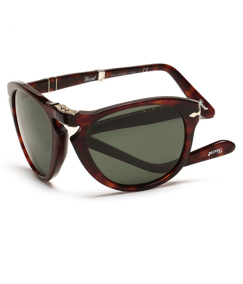 ba263b80ea036 Persol 714 24 31 52-21-140 Round Unisex Sunglasses - Buy Persol 714 ...