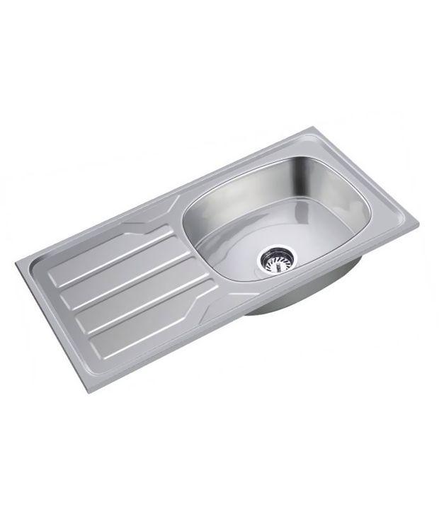 Kitchen Sink Steel India