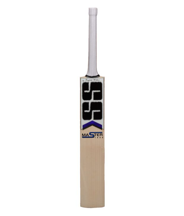 21df0b66e8f Ss Master 1000 English Willow Cricket Bat  Buy Online at Best Price on  Snapdeal