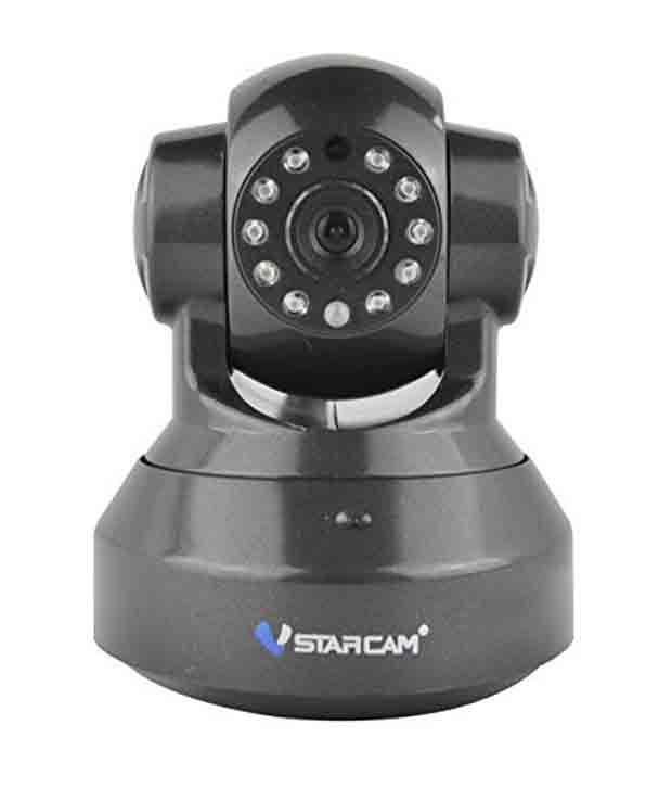 VSTARCAM HD 1280 x 720p H 264 Wireless ip camera, PNP,ONVIF 2 0 protocol,  support up to 64GB MicroSD card KAR1315