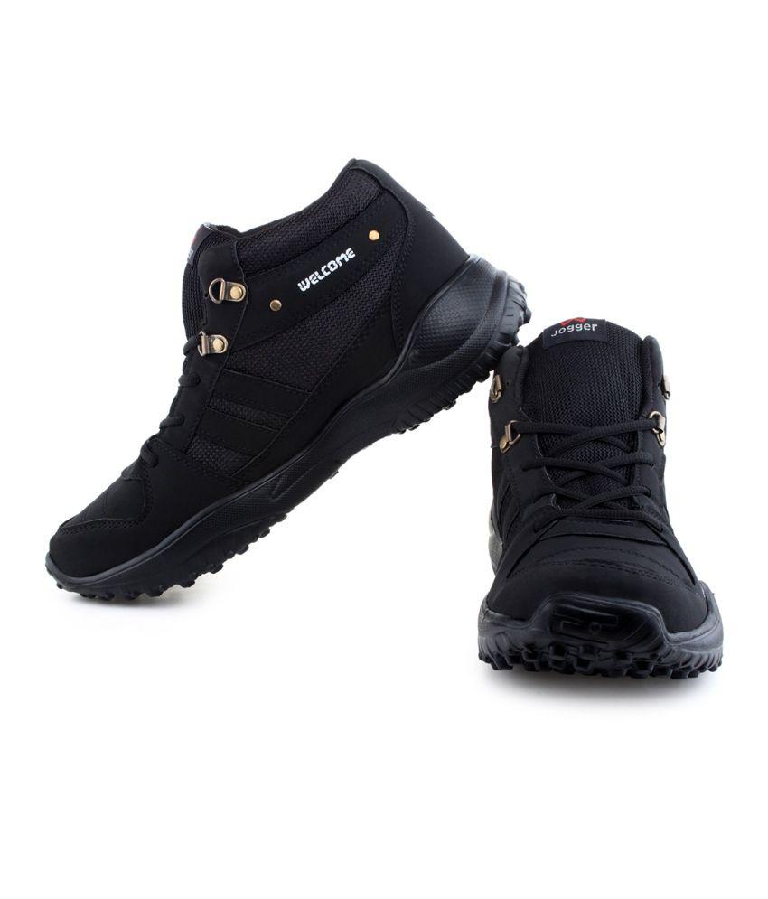 123e9ea31f6e Welcome Black Sport Shoes For Men Welcome Black Sport Shoes For Men ...