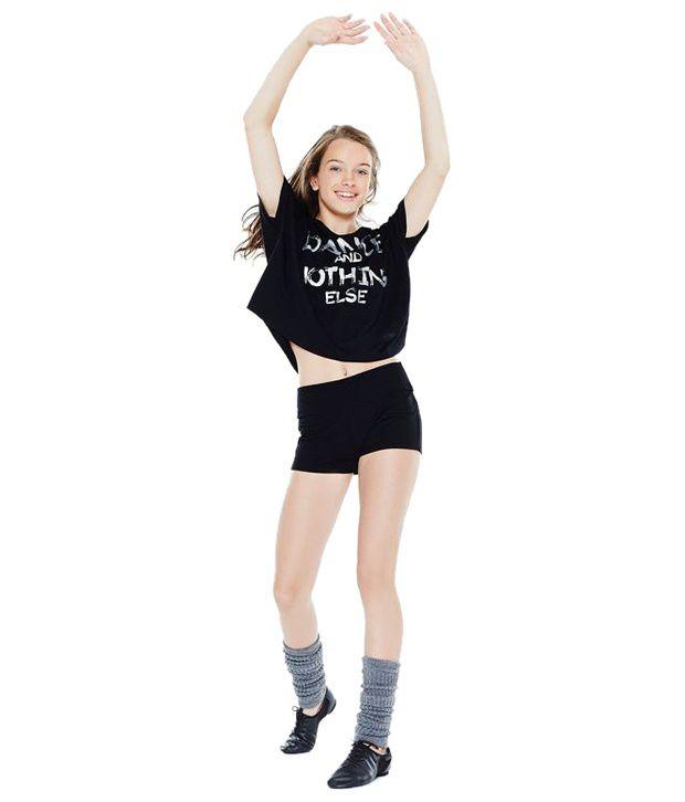Domyos Modern Dance Fitness Shorts for Girls