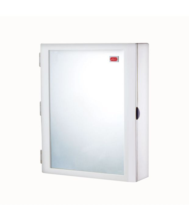 Buy Alpina White Bathroom Cabinet Online At Low Price In India
