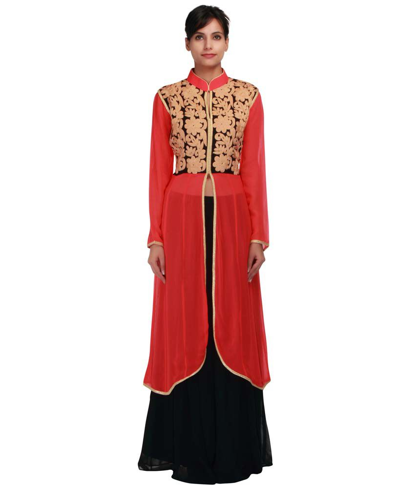 Kalki Fashion Salwar Suits - Orange