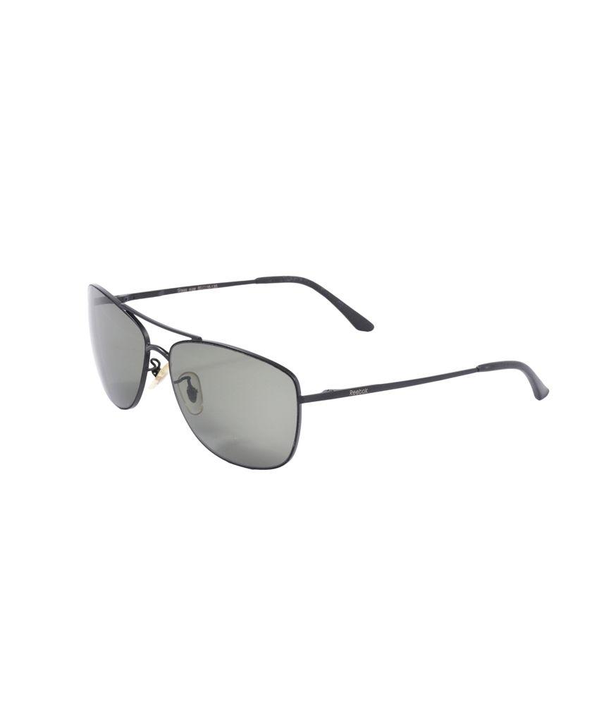 5faea15cc421 Reebok Cronet Black Men Sunglasses - Buy Reebok Cronet Black Men Sunglasses  Online at Low Price - Snapdeal