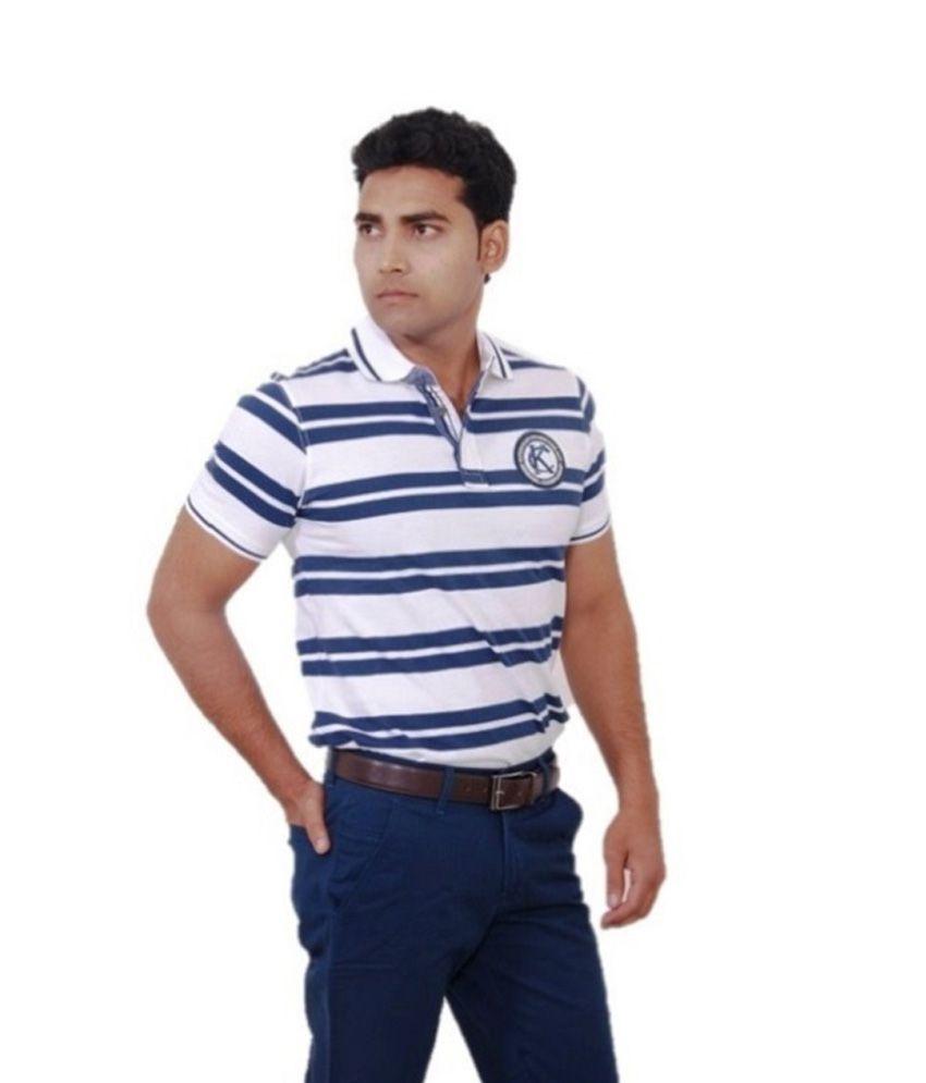 Koton Club Cotton Polo T Shirts For Men Buy Koton Club Cotton Polo