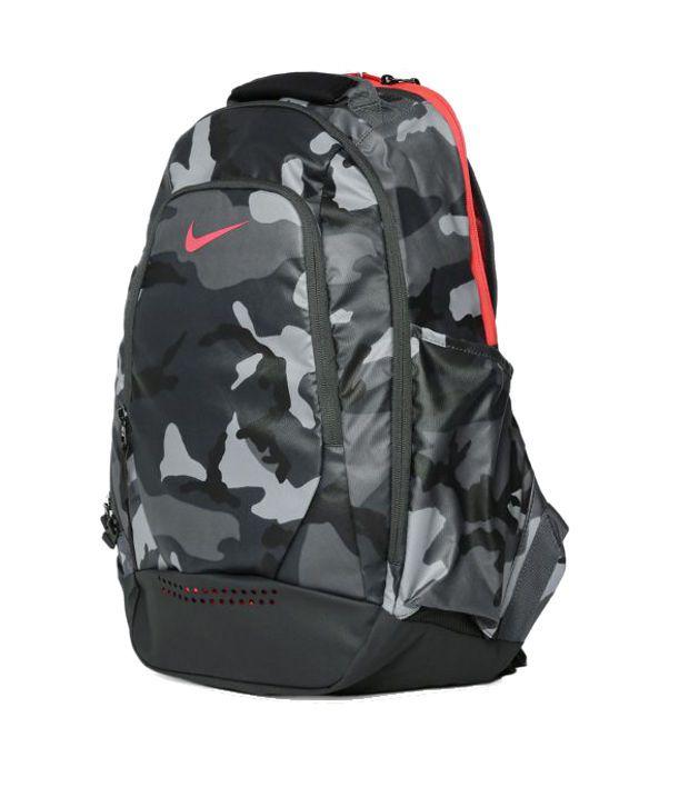 30753d3fe3 Nike Ultimatum Utility Graphic Backpack Gray Backpack - Buy Nike ...