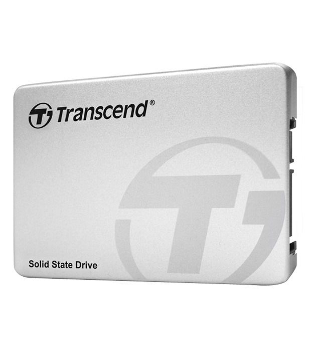 All New Transcend SSD370S 128GB SATA 6Gb/s ( Solid State Drive) (Metal Casing) (TS128GSSD370S)
