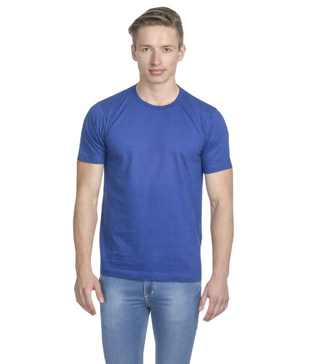 Fundoo-T Multi Cotton Round Neck Half T-Shirt