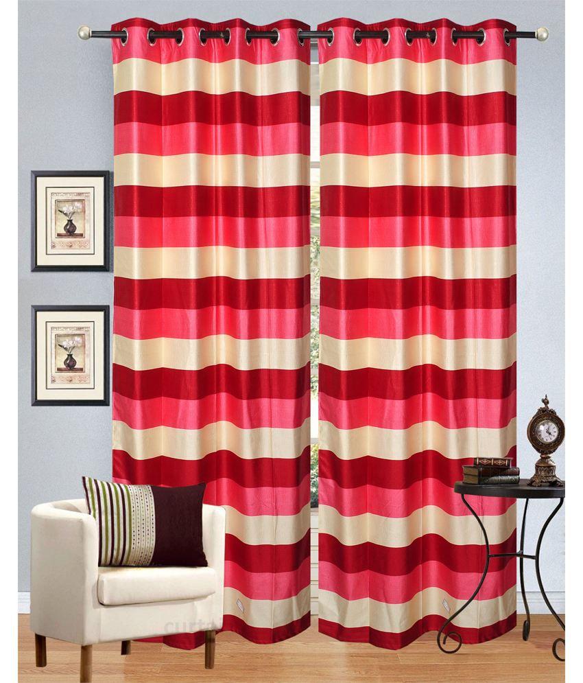 Fantasy Home Decor Single Door Eyelet Curtain Buy