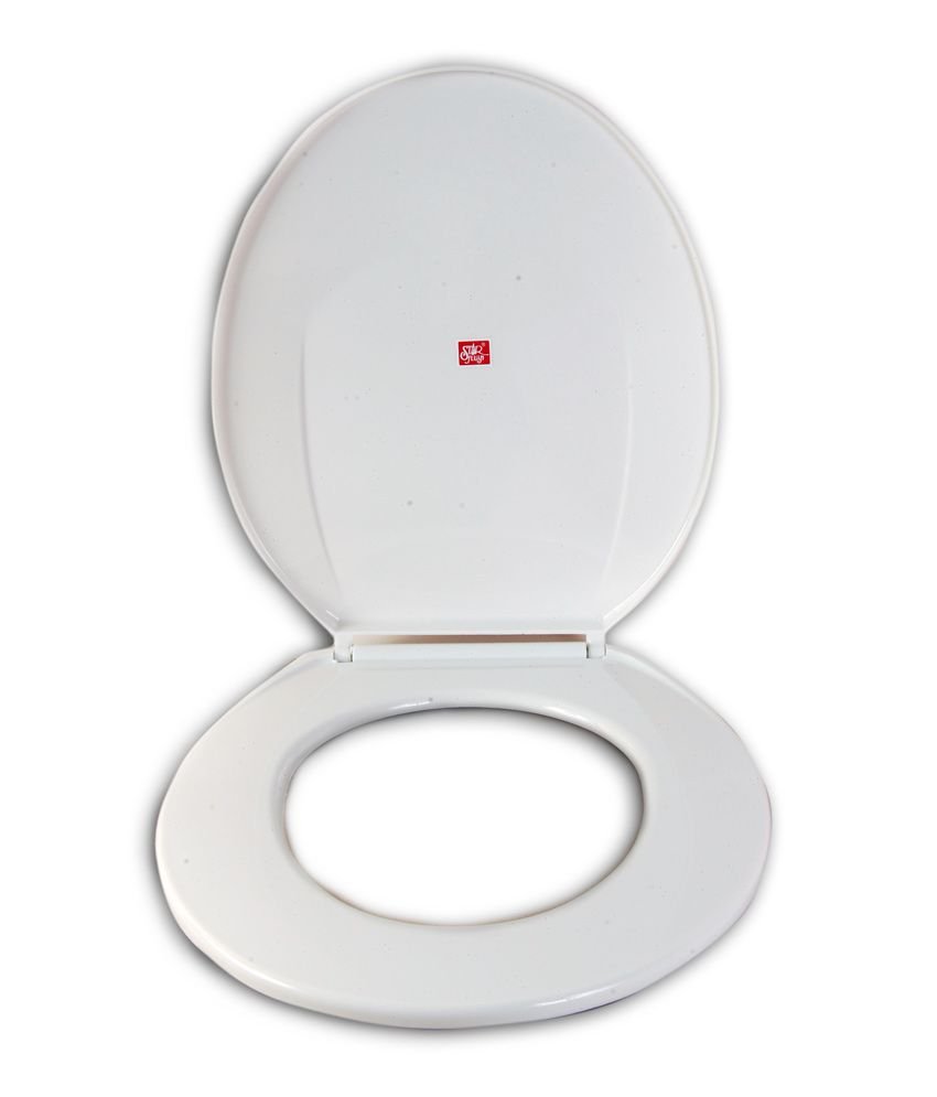 Buy Star Flush White Toilet Seat Cover Online At Low Price