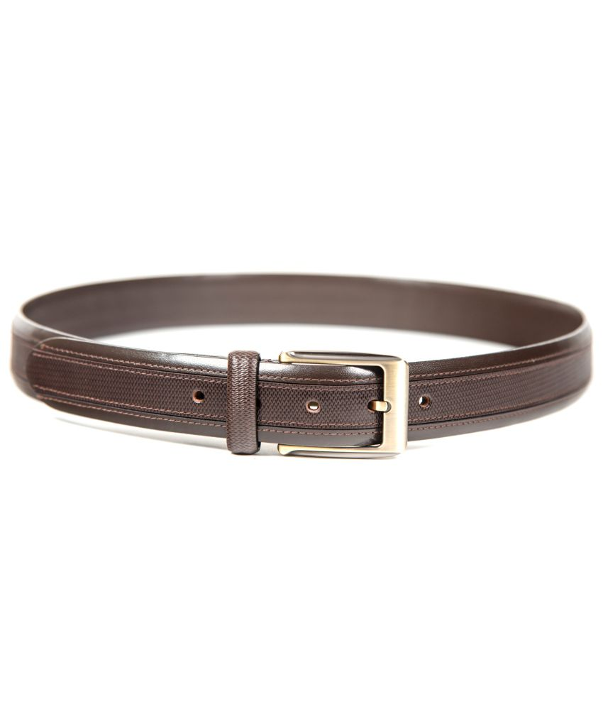 Quero Leather Formal Belt For Men