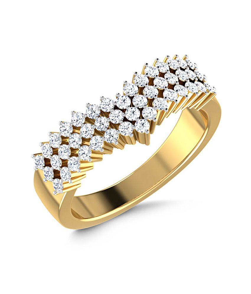 18 kt yellow gold: