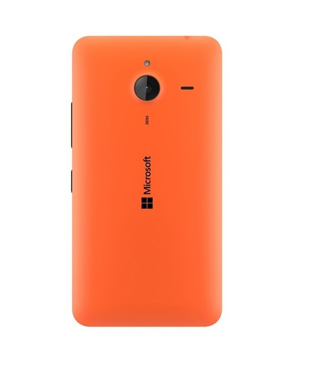 release date c9228 33906 Microsoft Lumia 640xl Original Back Panel Orange