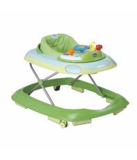 Chicco Band Baby Walker Green Wave