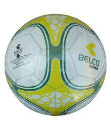 Belco Multicolour Polyester Jumbo Football