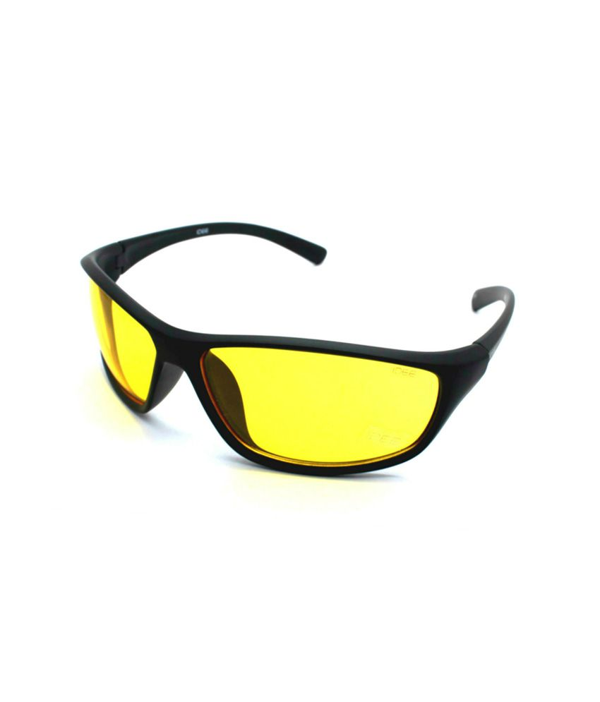 Idee Wrap Around Yellow Night Vision Glasses - Buy Idee Wrap Around Yellow  Night Vision Glasses Online at Low Price - Snapdeal 0cb18811f3864