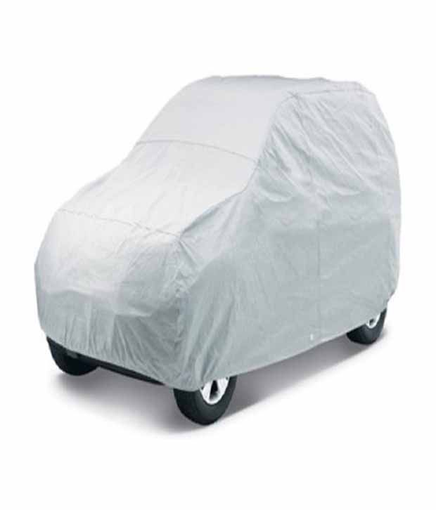 sst car body cover ford ecosport silver buy sst car body cover ford ecosport silver online at. Black Bedroom Furniture Sets. Home Design Ideas