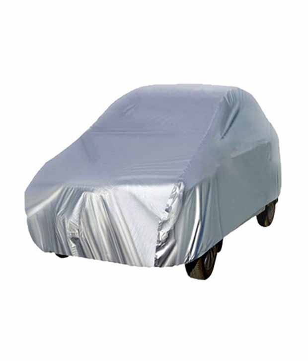 sst car body cover renault duster silver buy sst car body cover renault duster silver online. Black Bedroom Furniture Sets. Home Design Ideas