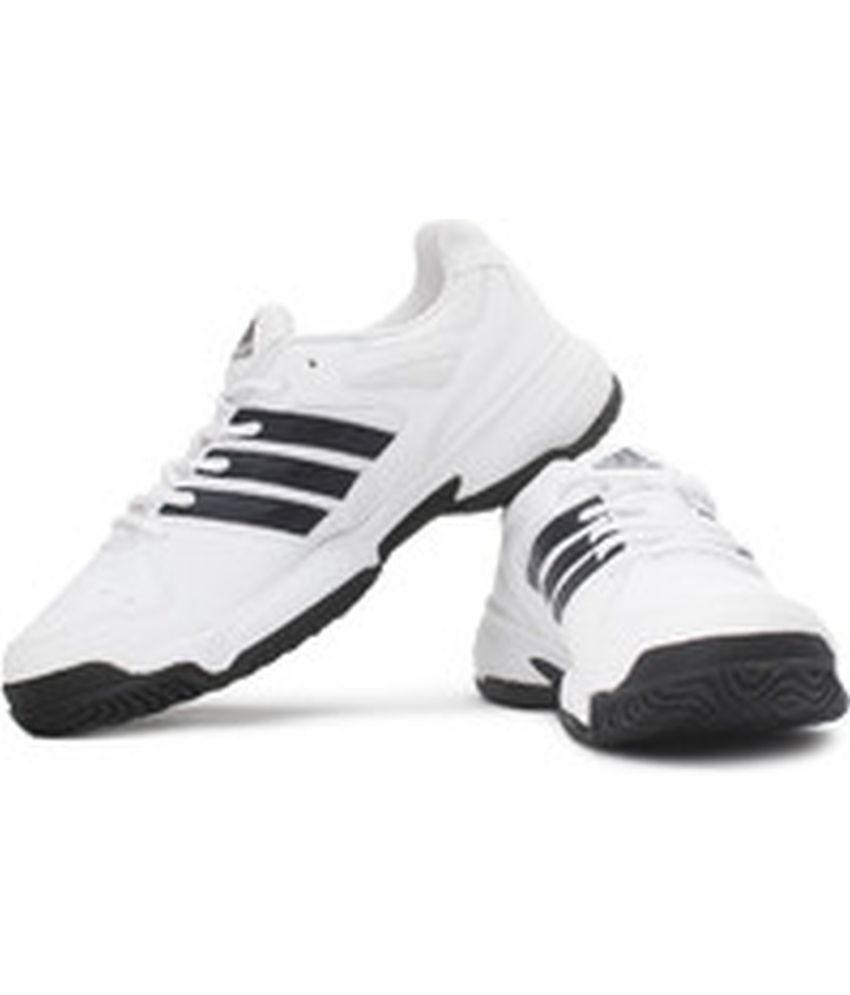 5e11e987 Adidas Swerve Str 2 White Shoes