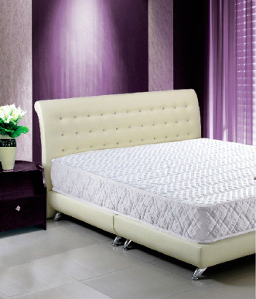 Best Price On Queen Size Mattress Set: Kurlon Imagine Foam Mattress Queen Best Price In India On