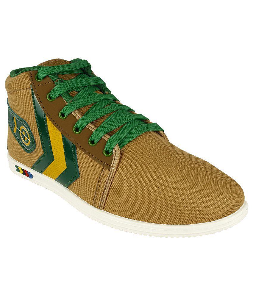 oricum footwear khaki casual shoes for men buy oricum