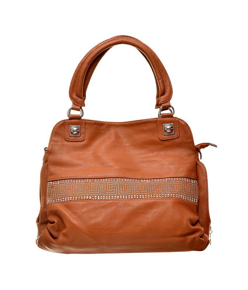 Buy Stonkraft Shoulder Bag Brown Online Best Price In aad05cd89971d