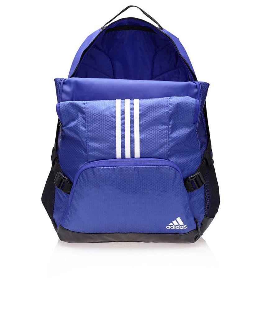 adidas purple backpack