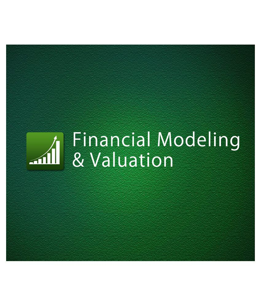 Financial Modeling and Valuation Course e Certificate Course Online