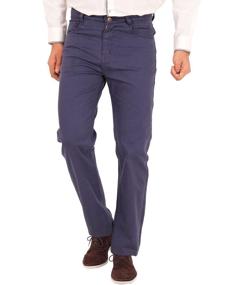 Karya Regular Fit indigo Blue Jean
