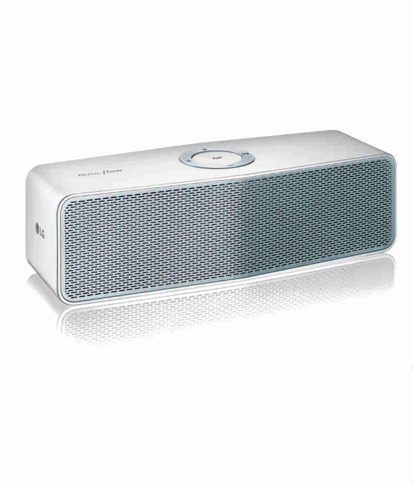 Lg Portable Bluetooth Speaker Np7550
