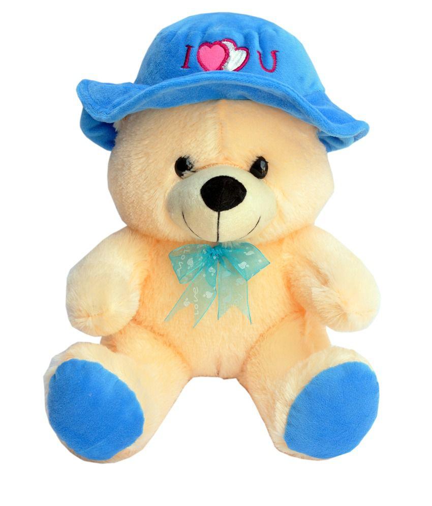Tabby toys blue cap teddy bear 25cm buy tabby toys blue cap tabby toys blue cap teddy bear 25cm voltagebd Gallery