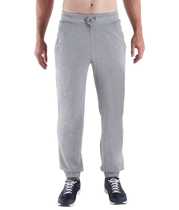 Domyos Gray Fitness Bottoms For Men