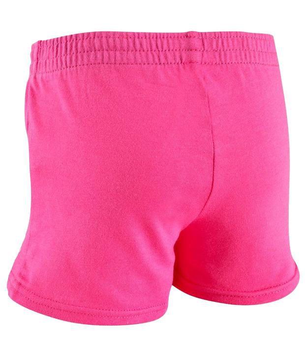 Domyos Pink Fitness Shorts