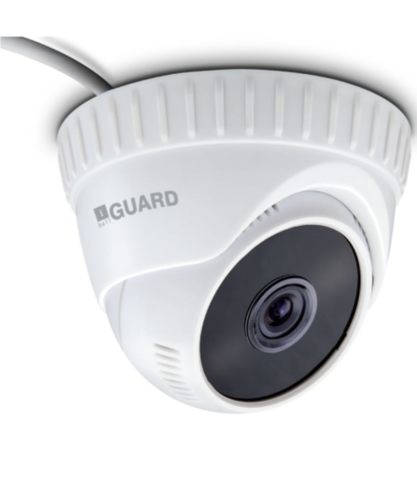 IBALL-iB-D8033DW-800TVL-IR-Dome-CCTV-Camera