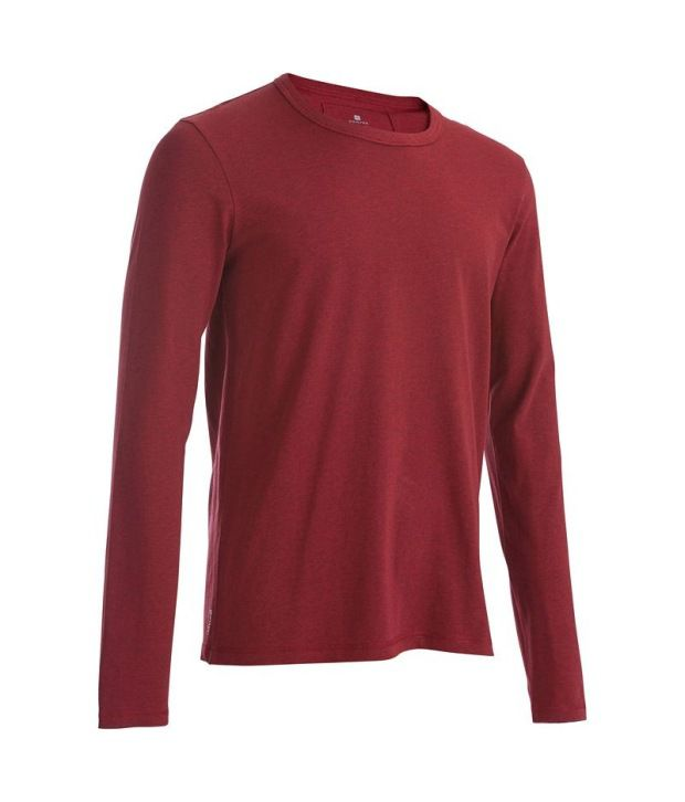 Domyos Full Sleeve T-shirt (Fitness Apparel)