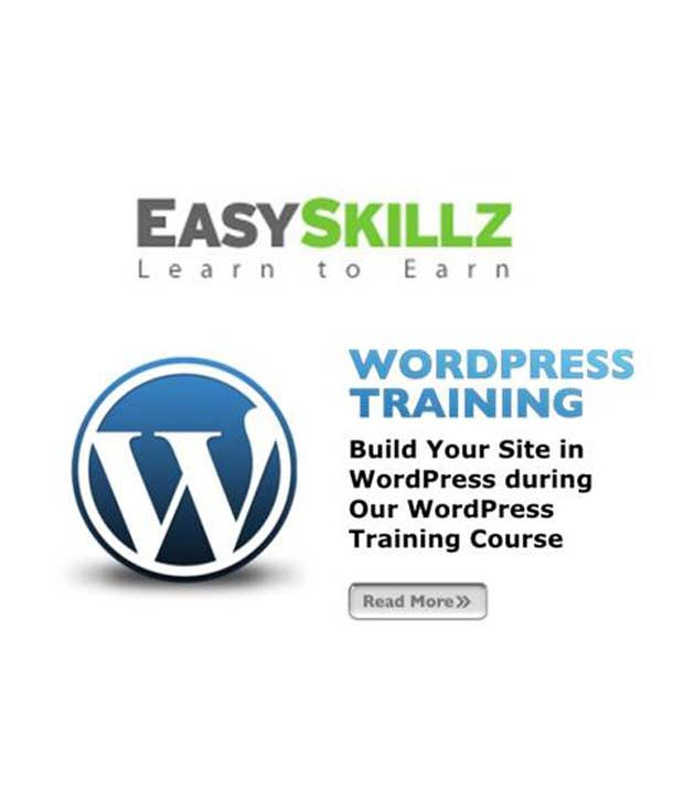 Complete Wordpress Training For Beginners Online Certification ...