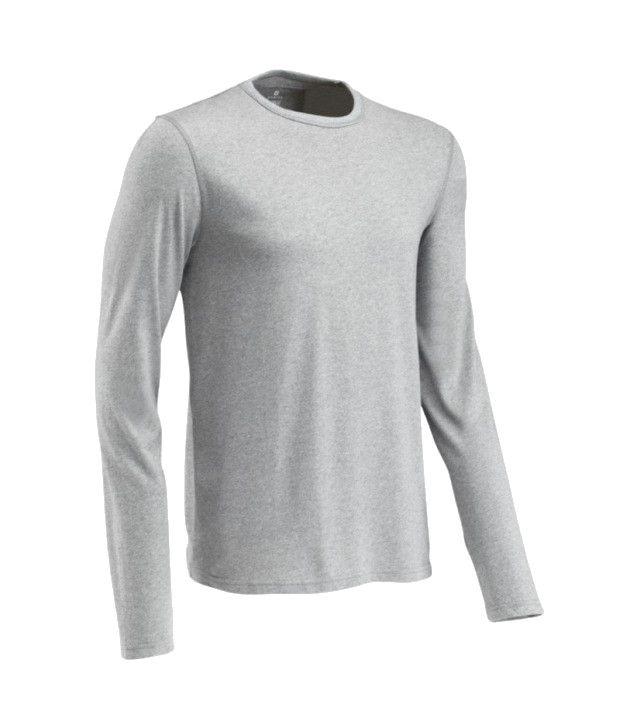 DOMYOS Long Sleeved Tshirt