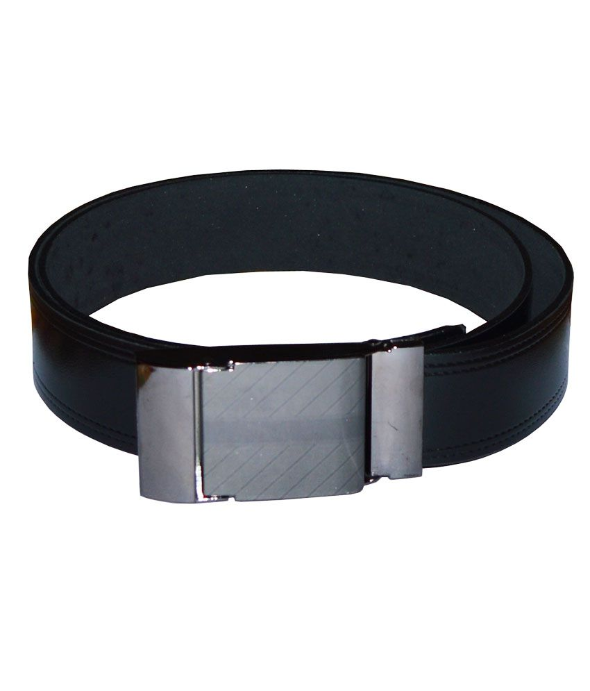 kitnboodle black leather belt buy at low price in